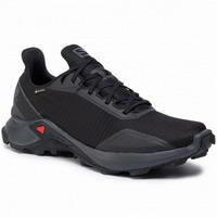 Αδιάβροχα Παπούτσια Salomon Alphacross GTX Black Ebony Black 408051