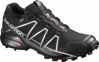 Παπούτσια SALOMON SPEEDCROSS 4 GTX BLACK 383181