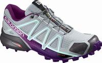Γυναικεία Παπούτσια Salomon Speedcross 4 W QUARRY 394664