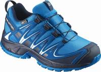 Αδιάβροχα Παιδικά Παπούτσια Salomon Xa Pro 3d Cswp J 398498 Blue