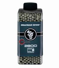Βλήματα Airsoft Umarex Oberland Arms Black Label 2800 BBs 6mm 0.20gr 2.6118