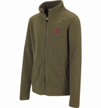 Ζακέτα Fleece Berg Outdoor Kluane Full Zip Men Green 80101