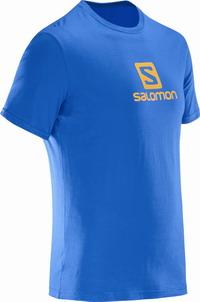 T-SHIRT-Κοντομάνικο Salomon Active Wear Coton Logo (393764)