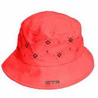Γυναικείο Καπέλο CTR SUMMIT LADIES BUCKET HAT Pink 1369-182