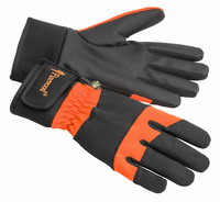 Αδιάβροχα Γάντια Pinewood Hunter Extreme Glove Black/Orange 1505