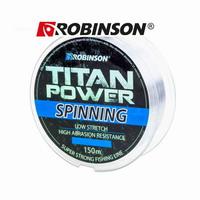 Πετονιά Robinson Titan Power Spinning Low Stretch 150m 00331112