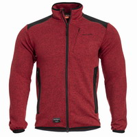 Ζακέτα Fleece Pentagon Amintor Red K08028-07