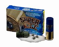 Φυσίγγια Superkill 3+1 Magnum 12/76 5Τεμ.