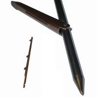 Βέργα Λαστιχοβόλου Ψαροντούφεκου Seac Sub Shark Laser 6.5x145cm 1320011070630