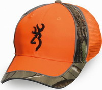 Καπέλο Browning Polson Meshback Orange/Camo BR308134011