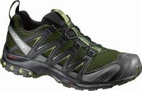 Παπούτσια Salomon Xa Pro 3d Χακί 392519