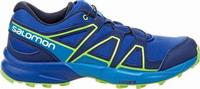 Παπούτσια Παιδικά SALOMON SPEEDCROSS J BLUE 392384