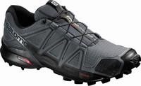 Παπούτσια Salomon Speedcross 4 Dark Cloud Black 392253