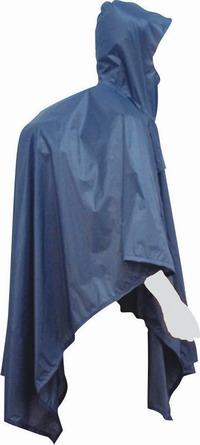 Αδιάβροχο Poncho Actives Gear Small  Blue 12775