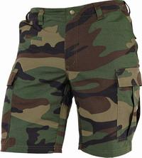 Βερμούδα Pentagon BDU 2.0 Shorts Woodland K05011-51