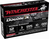"""Φυσίγγια Winchester Double-X 10Βολο Magnum 3""""12/76mm X123C000B"""