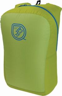 Αδιάβροχο Σακίδιο Πλάτης JR Gear Pack In Pocket 20Lt Lime 12621