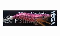 Καλαμαριέρα Vega Rattle Squid Jig 2.5# Color 27/Violet 2520