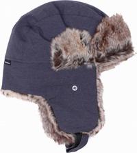 Αδιάβροχος Σκούφος Με Γούνα Ice Peak Isobel Blue 55820550-380
