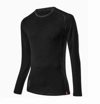 Ισοθερμική Μπλούζα Loffler Langarm Shirt Black 10732-391