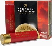 Φυσίγγια Δράμια Επιχαλκομένα Federal Vital Shok Cooperlated 18Βολα Super Magnum 89mm 3,5'' P135F