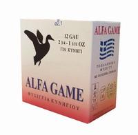 Φυσίγγια Alfa Game Standard 31gr 25Τεμ.