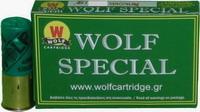 """Φυσίγγια Wolf Special 4+1 Gualandi 3""""Magnum 12/76 5τμχ"""
