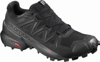 Αδιάβροχα Παπούτσια Salomon Speedcross 5 GTX Black/Phantom 407953
