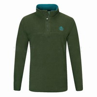 Μπλούζα Fleece Berg Sweater Kluane Half Zip Men Green 80103