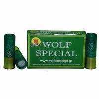 """Φυσίγγια Δράμια WOLF 6+1 Πλακέ 3""""Magnum 12/76"""