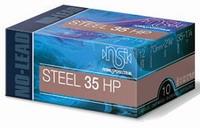 Φυσίγγια Με Ατσάλινα Σκάγια NOBEL SPORT ITALIA STEEL 35 HP