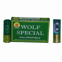 Φυσίγγια Δράμια Δίβολα Wolf Special Magnum 12/76 5τμχ