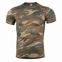Μπλουζάκι T-shirt Pentagon Apollo Tac-Fresh Camo Greek Lizard K09010-56