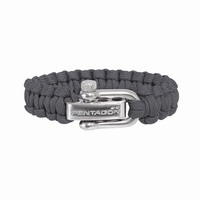 Βραχιόλι Επιβίωσης Pentagon Tactical Survival Bracelet Wolf Grey K25043-08WG
