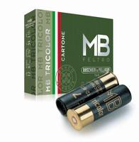Φυσίγγια Μάλλινη Τάπα B&P 3MB Tricolor 34gr