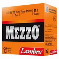 Φυσίγγια Lambro Mezzo No8/9 32gr