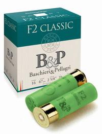 Φυσίγγια BASCHIERI & PELLAGRI F2 CLASSIC  cal.16