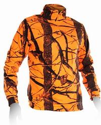 Μπλούζα FLEECE UNIVERS 9457-051 Πορτοκαλί