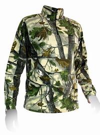 Μπλούζα Fleece Micro UNIVERS Παραλλαγή δάσους 94570-132