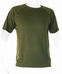 Μπλουζάκι T-shirt Univers Technical Χακί 94160-01