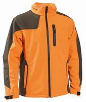 Ζακέτα SOFTSHELL DEERHUNTER Argonne 5091 Orange
