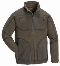 Αδιάβροχη Ζακέτα Fleece Pinewood Michigan Light Jacket Brown/Hunting Brown 5169-252