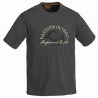 Μπλουζάκι T-Shirt Pinewood Wild Boar Anthracite 5422-403