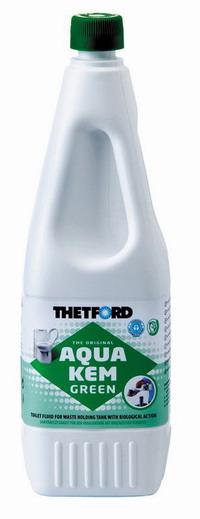 Χημικό Υγρό Τουαλέτας AQUA KEM GREEN 1,5L Thetford 14109