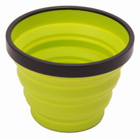 Άθραυστη Πτυσσόμενη Κούπα Seatosummit X-Mug Standar Lime