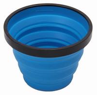 Άθραυστο Πτυσσόμενο Ποτήρι Seatosummit X-Cup Standar Blue