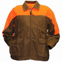 Jacket GAMEHIDE Rooster 9ST Brown/Orance 00649