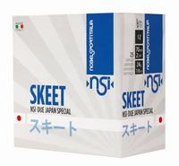 Σκοπευτικά Φυσίγγια NSI Due Japan Skeet No9.5 24gr 25τμχ
