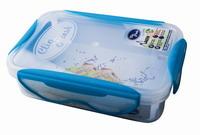 Δοχείο Φαγητού Laken Clip Fresh 1.100ml Blue LBR110A 8-15-511