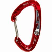 Καραμπινέρ Mad Rock Trigger Wire Carabiner (8-32-262) Κόκκινο